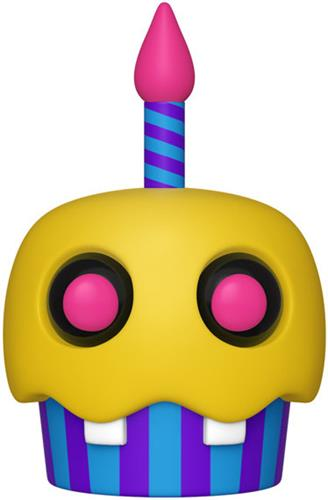 Funko Pop! Games Cupcake (Blacklight)