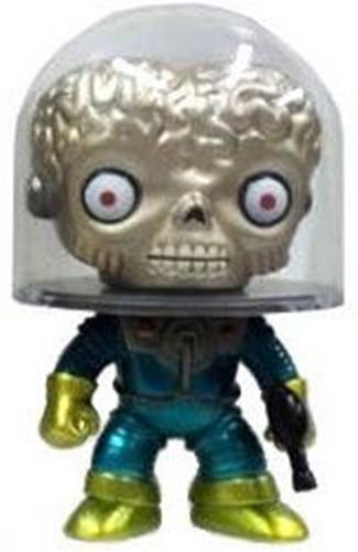 Funko Pop! Sci-Fi Martian (Metallic) Icon