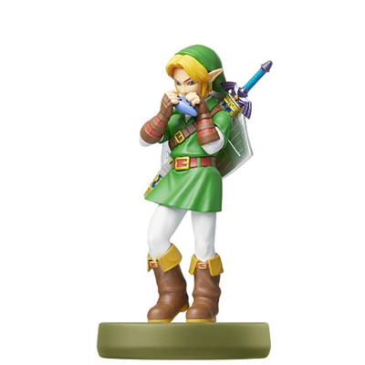 Amiibo The Legend of Zelda Link (Ocarina of Time) Icon