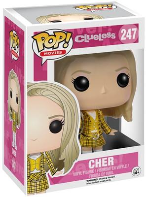 Funko Pop! Movies Cher Horowitz Stock