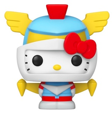 Funko Pop! Sanrio Hello Kitty (Robot)
