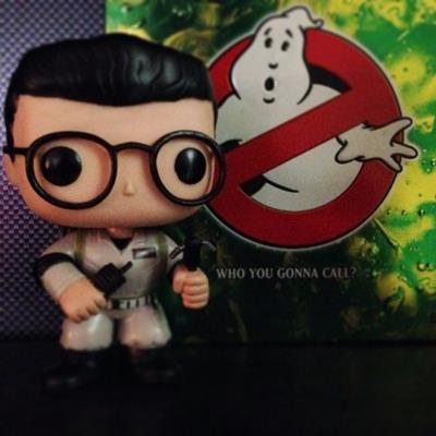 Funko Pop! Movies Dr. Egon Spengler (natnotnate on tumblr.com
