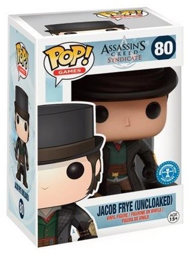 Funko Pop! Games Jacob Frye (Uncloaked) Stock