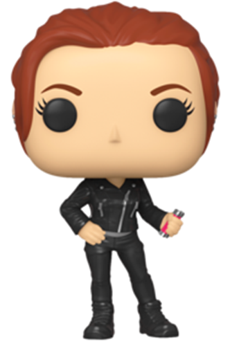 Funko Pop! Marvel Natasha Romanoff (Street Clothes)
