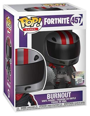 Funko Pop! Games Burnout Stock