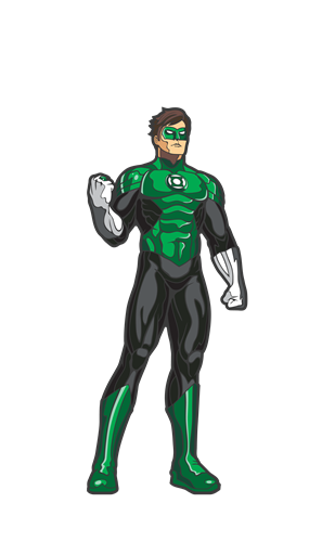 FiGPin DC Comics: Justice League Green Lantern