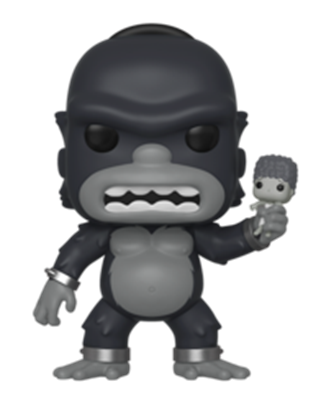Funko Pop! Animation King Homer