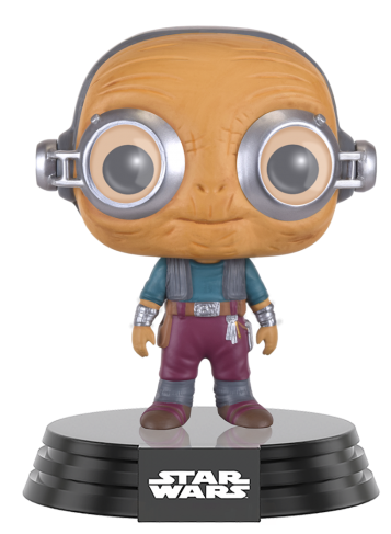 Funko Pop! Star Wars Maz Kanata