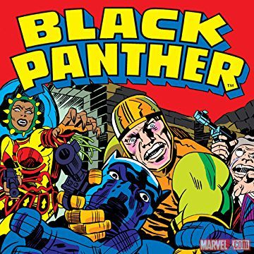 Marvel Comics Black Panther (1977 - 1979)
