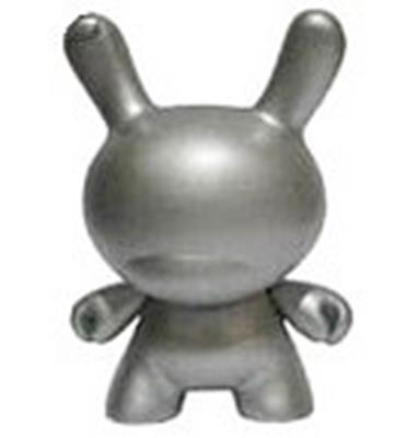 Kid Robot Special Edition Dunny Plugin Hollywood (Silver)