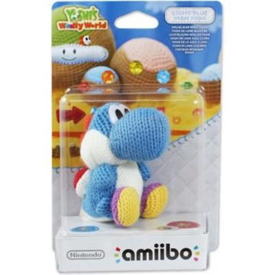 Amiibo Yoshi's Woolly World Light Blue Yarn Yoshi Stock