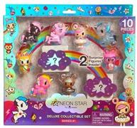 Tokidoki Neon Star Deluxe Collectible Set
