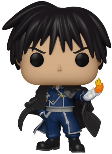 Funko Pop! Animation Roy Mustang