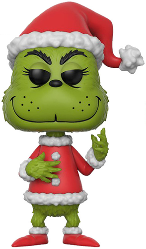 Funko Pop! Books The Grinch