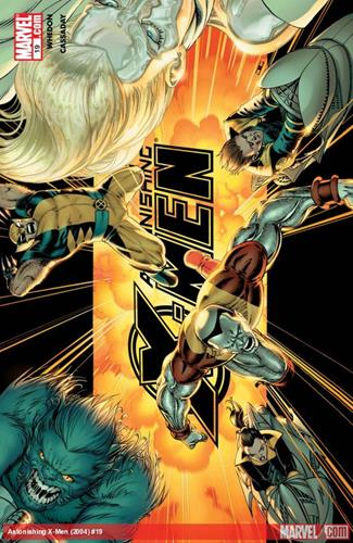 Marvel Comics Astonishing X-Men (2004 - 2013) Astonishing X-Men (2004) #19