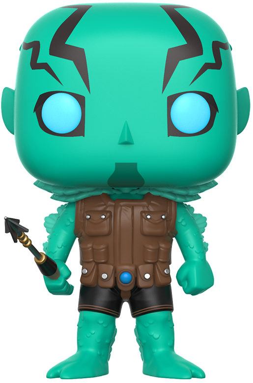 Funko Pop! Comics Abe Sapien
