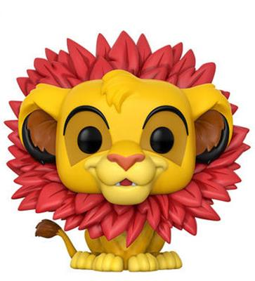 Funko Pop! Disney Simba (Leaf Mane)