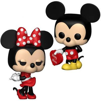 Funko Pop! Disney Minnie & Mickey