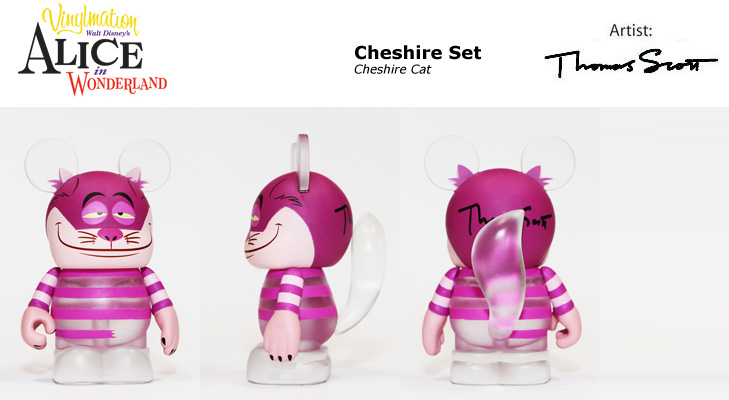 Vinylmation Open And Misc Alice In Wonderland Cheshire Cat