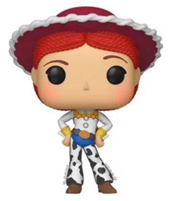 Funko Pop! Disney Jessie Icon Thumb