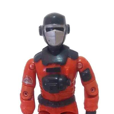 GI Joe 1985 Barbecue Icon