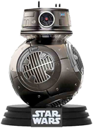 Funko Pop! Star Wars BB-9E (Chrome)