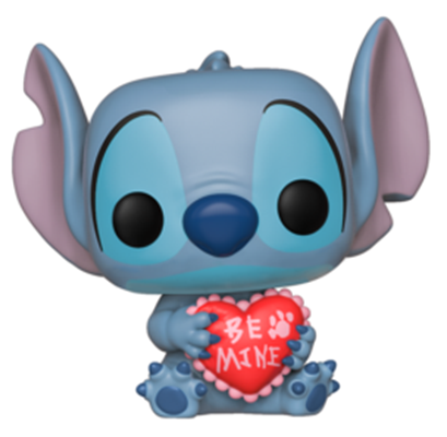 Funko Pop! Disney Stitch Valentine