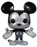 Funko Pop! Disney Mickey Mouse (Metallic)