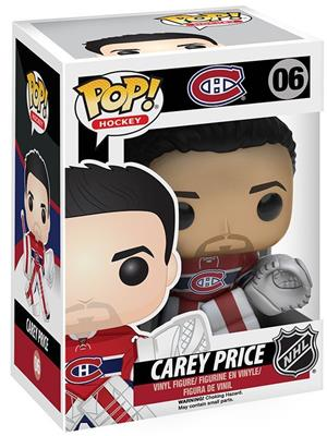 Funko Pop! Hockey Carey Price Stock