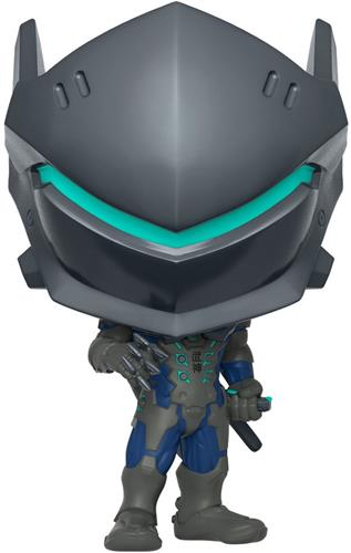 Funko Pop! Games Genji (Carbon Fiber)