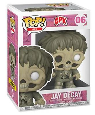 Funko Pop! Garbage Pail Kids Jay Decay Stock