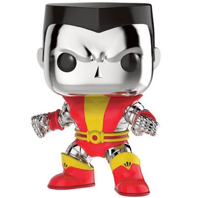 Funko Pop! Marvel Colossus (Chrome)