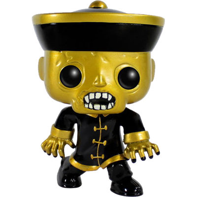 Funko Pop! Asia The Sheriff (Gold) Icon Thumb