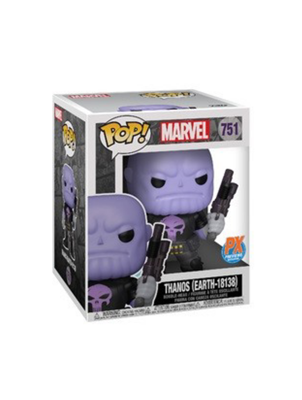 Funko Pop! Marvel Thanos (Earth-18138) Stock