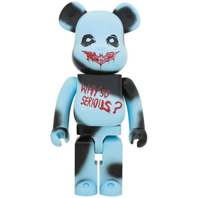 Be@rbrick DC The Joker (Why So Serious?) 1000% Icon Thumb