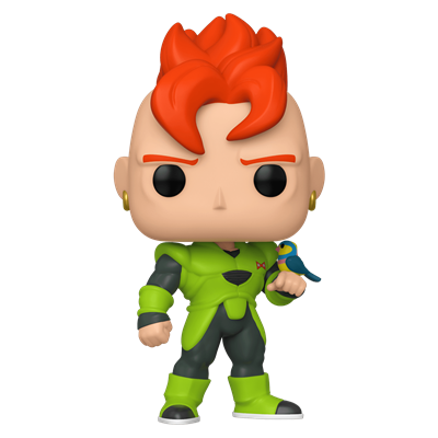 Funko Pop! Animation Android 16 Icon Thumb