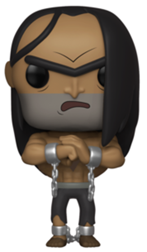 Funko Pop! Animation Shirtless Jaguar