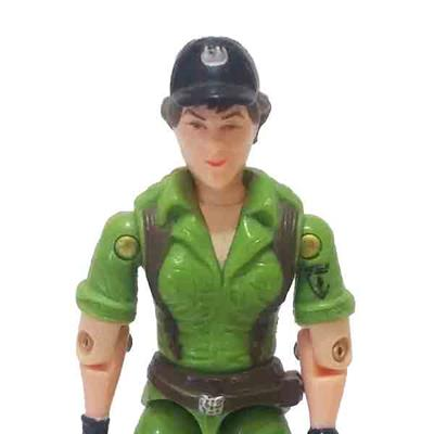 GI Joe 1985 Lady Jaye Icon