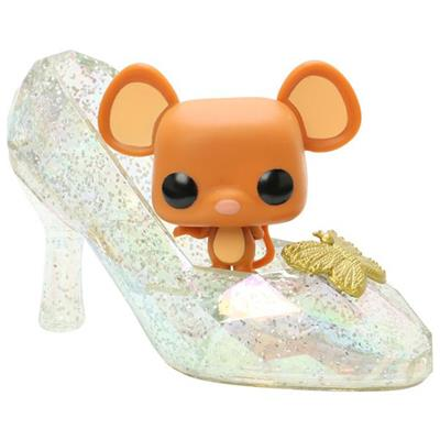 Funko Pop! Disney Gus Gus in Slipper (Movie) (Glitter)