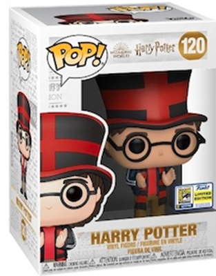 Funko Pop! Harry Potter Harry Potter at World Cup Stock