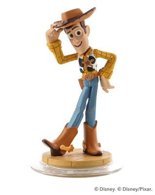Disney Infinity Figures Toy Story Woody
