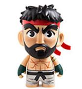 Kid Robot Street Fighter x Kidrobot Hot Ryu