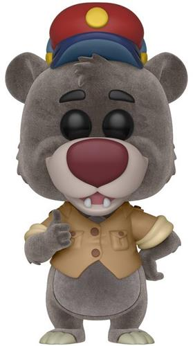 Funko Pop! Disney Baloo (Flocked)