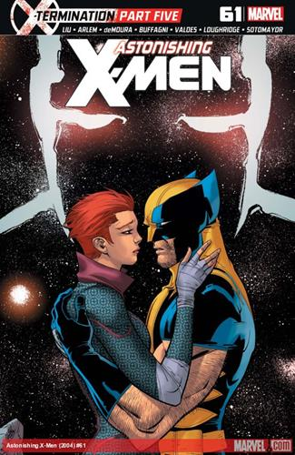 Marvel Comics Astonishing X-Men (2004 - 2013) Astonishing X-Men (2004) #61