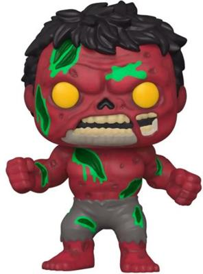 Funko Pop! Marvel Zombie Red Hulk