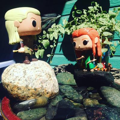 Funko Pop! Movies Legolas Greenleaf my-pop-figure-army on tumblr.com