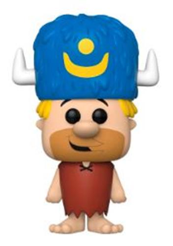 Funko Pop! Animation Barney Rubble (Water Buffalo Hat)