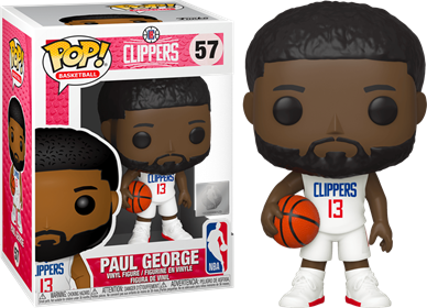 Funko Pop! Sports Paul George