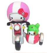Tokidoki Hello Kitty Blind Box Series 1 Motorcycle Kitty