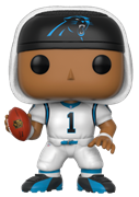 Funko Pop! Football Cam Newton (Road Jersey)